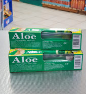 Aloe Toothpaste & Brush 105g