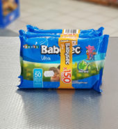 Babysec Wipes 50 3-pack (150)