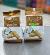 Italian Biscotti Coconut