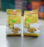 Italian Biscotti Lemon 120g