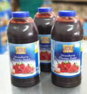 Carte D'Or Strawberry Sauce 2L