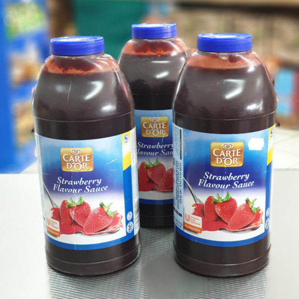 Carte D or Strawberry Sauce-01