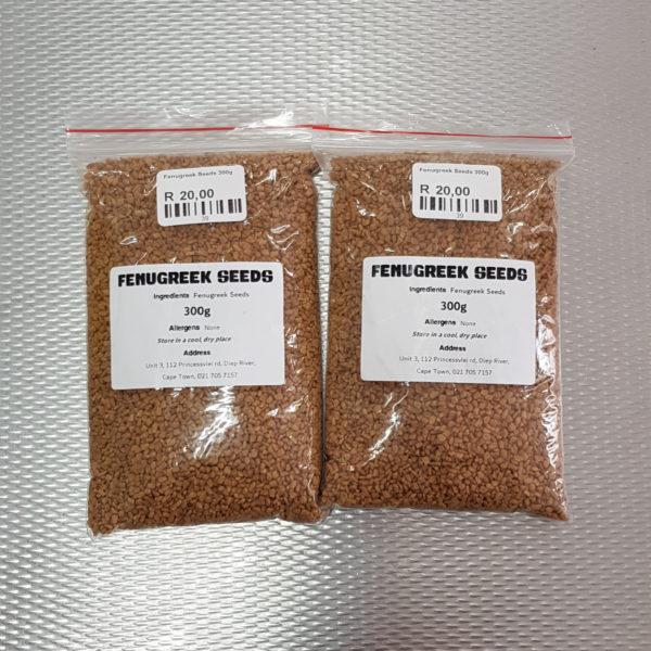 Fenugreek Seeds 300g-01