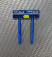 Gillette Blue 2-pack