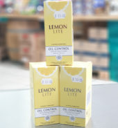 Lemon Lite Oil Control Vanish Cream 50ml
