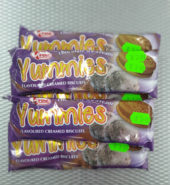 Yummies Choc Ice Cream Biscuits