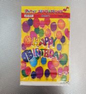 Party Bags 10pcs – Yellow Balloons