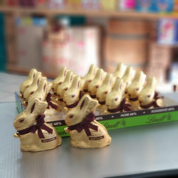 Lindt Bunny Dark Chocolate 100g