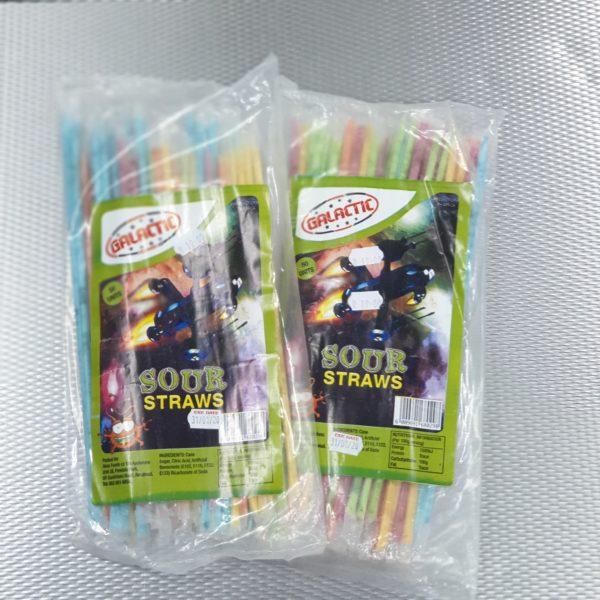 Sour Straws