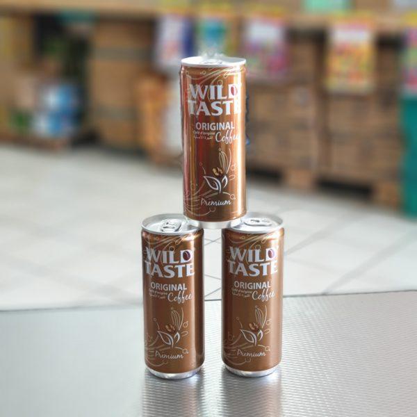 Wild Taste Iced Coffee 240ml