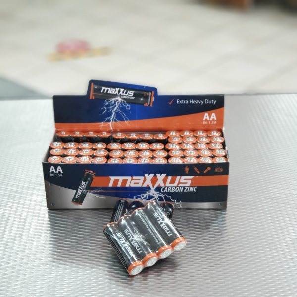 Maxxus Batteries AA 4pack