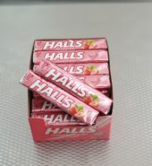 Halls Strawberry Blast 10s