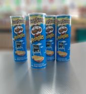 Pringles Salt & Vinegar 110g