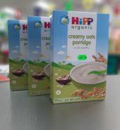 Hipp Organic Creamy Oats 160g