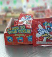 Yogueta Milky Pops 80g