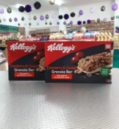Kelloggs Cranberry & Lindseed Bars 5's