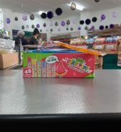Crazy Ice Pops Sour Box of 48