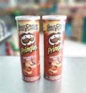 Pringles Smokey BBQ 110g